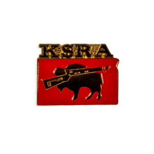 Lapel pin front