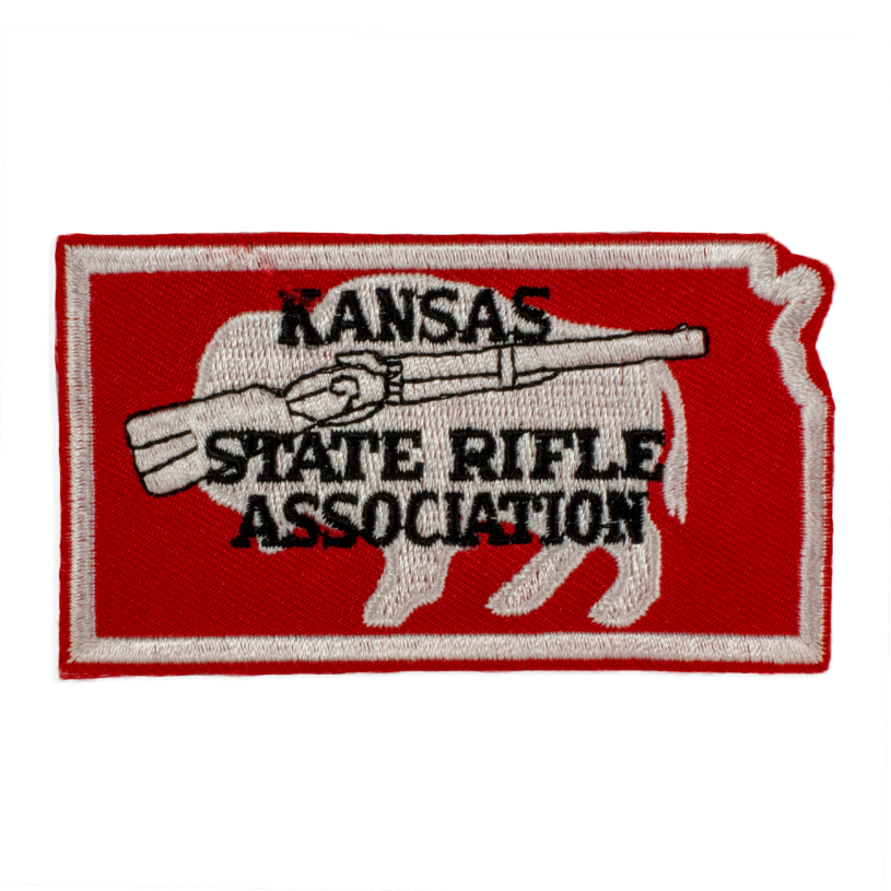 Embroidered patch front